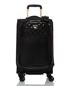 "GUESS Fashion Travel Jordyn 20"" Spinner Upright Luggage"