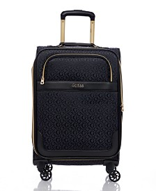 "GUESS Fashion Travel Bellarini 20"" Spinner Upright Luggage"