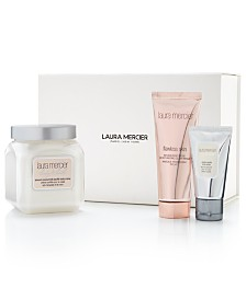 Receive a Complimentary 2pc Luxury Gift with a purchase of any 2 Laura Mercier Skincare or Body & Bath products, Created for Macy's!