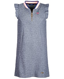 GUESS Big Girls Knit Denim Dress