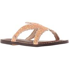 Sam Edelman Little & Big Girls Gigi Starship Sandals