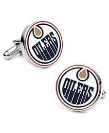 Edmonton Oilers Cufflinks