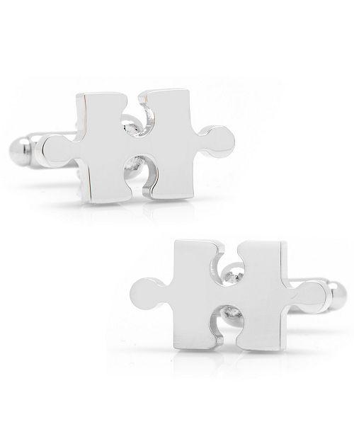 Cufflinks Inc. Puzzle Piece Cufflinks