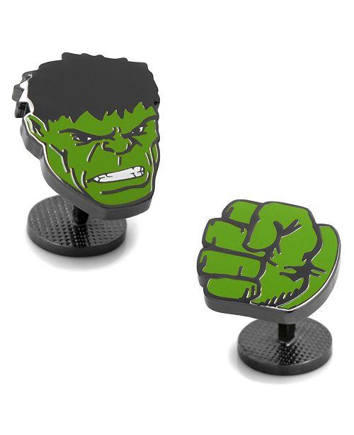 Cufflinks Inc. Hulk Comics Pair Cufflinks