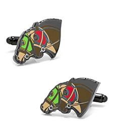 Racing Horses Cufflinks