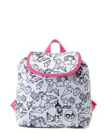 Storsak Babymel Zip & Zoe Kids Color & Wash Backpack