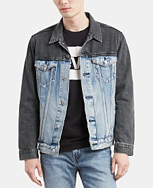 Levi's® Men's Colorblocked Denim Jacket