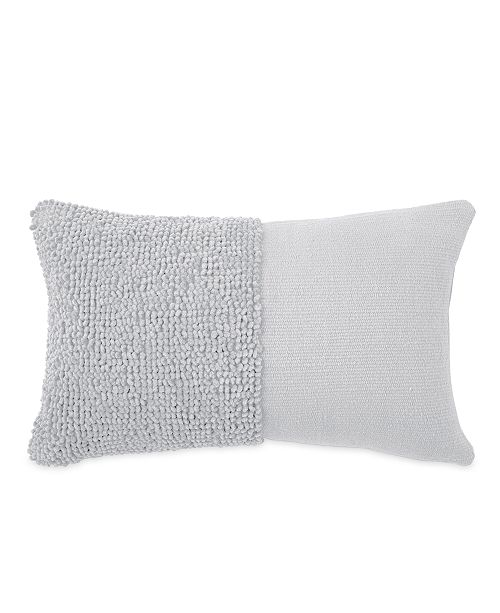 "Peri Home Double Texture 12""x20"" Decorative Pillow"