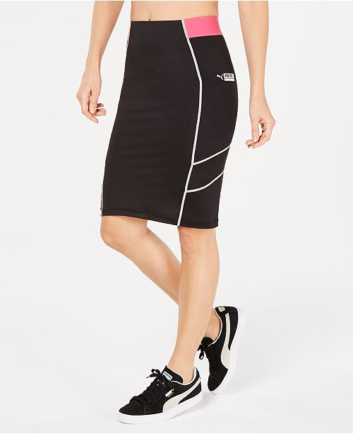 Puma TZ Pencil Skirt