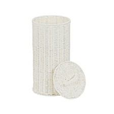 Paper Rope Wicker Toilet Paper Roll Holder