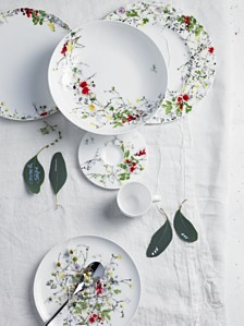 Rosenthal Brillance Fleurs Sauvages  Dinnerware Collection