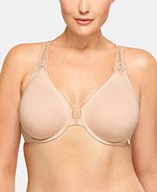 Wacoal Women's Soft Embrace Lace Detail Front-Close Bra 851311