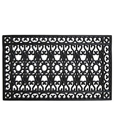 "Garrisons Gate 24"" x 39"" Rubber Doormat"