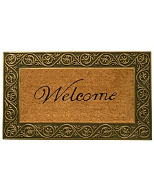 "Prestige 18"" x 30"" Coir/Rubber Doormat Collection"