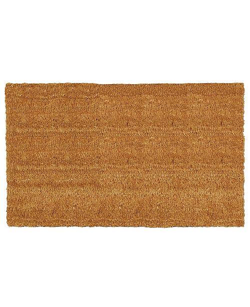 Home & More Natural Coir  Doormat