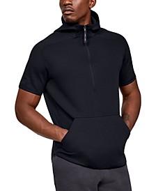Men's Unstoppable Move Light ½ Zip Short Sleeve Hoodie
