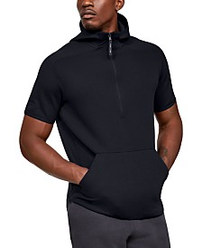 Under Armour Men's Unstoppable Move Light ½ Zip Short Sleeve Hoodie