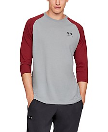Under Armour Mens Sportstyle Left Chest  T-Shirt