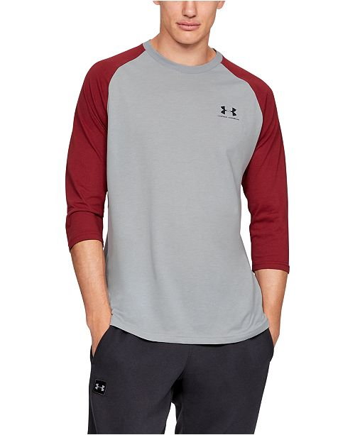 Under Armour Mens Sportstyle Left Chest T-Shirt - T-Shirts - Men ... bc77eeb44f41