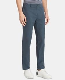 Calvin Klein Men's Slim-Fit Twill Chinos