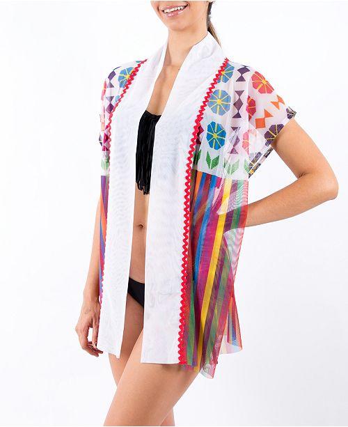 Palmera Beachwear Ariche Sleeveless Tunic