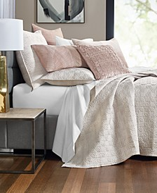 CLOSEOUT! Woodrose Coverlet Collection, Created for Macy's