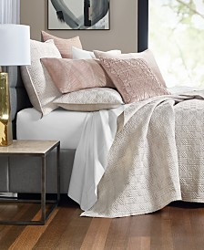 Hotel Collection Woodrose King Coverlet, Created for Macy's
