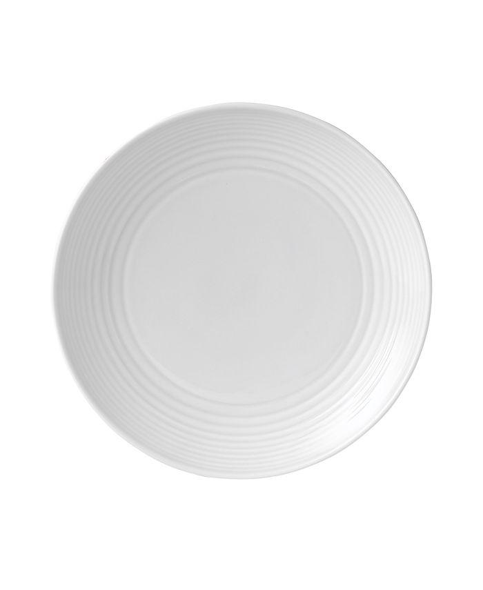 "Gordon Ramsay - Maze White Salad Plate 8.8"""