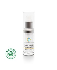C2 Ageless Facial Oil - Squalane + Vit E EWG Verified, 15ml