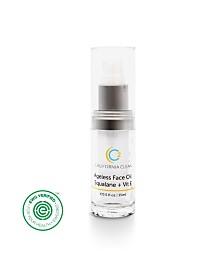 C2 Ageless Facial Oil - Squalane + Vit E EWG Verified, 15ml