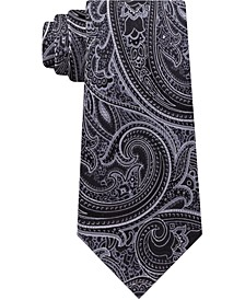 Men's Stately Classic Paisley Silk Tie