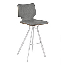 "Marley 30"" Barstool, Quick Ship"