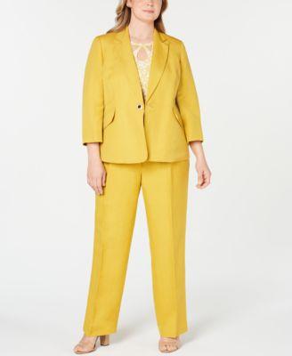 Plus Size Toggle-Closure Jacket