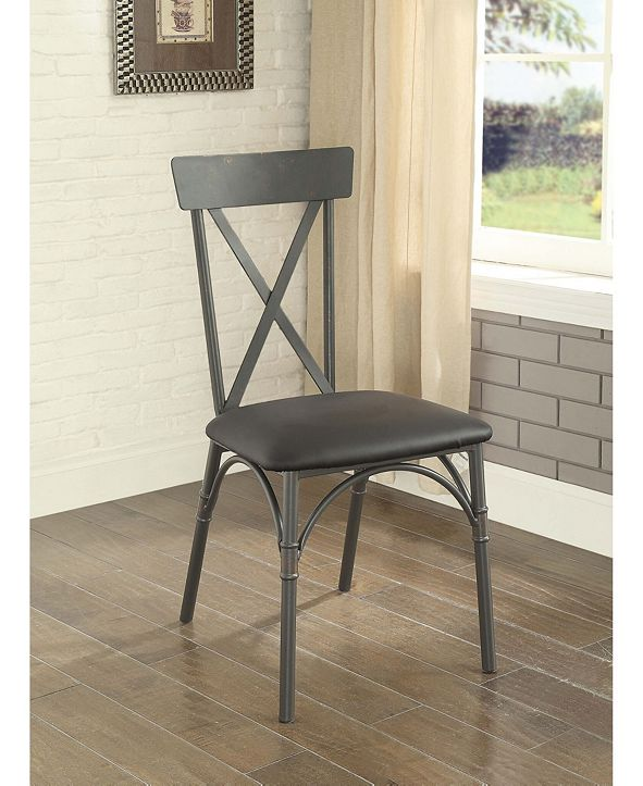 Acme Furniture Itzel Side Chair, Set of 2