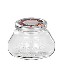 Small Preserve Jar, 6 pack