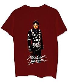 Michael Jackson Men's Graphic T-Shirt