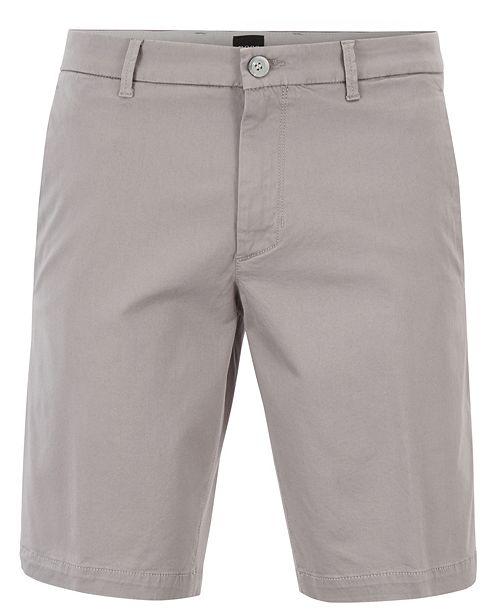 904bca096 Hugo Boss BOSS Men's Slim Fit Shorts - Shorts - Men - Macy's