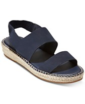 7331adc55096 Cole Haan Cloudfeel Espadrille Sandals