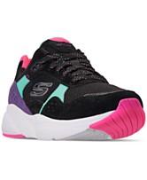 ac0029180ee8e Skechers Women s Meridian - No Worries Walking Sneakers from Finish Line