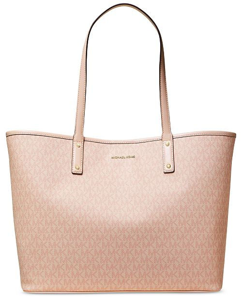 Michael Kors Carter Signature Open Tote