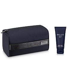 Receive a FREE 2-Pc with any large spray purchase from the Jimmy Choo Men's fragrance collection