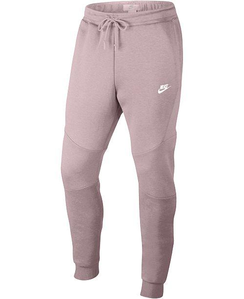 53e8a24c9588 Nike Men s Tech Fleece Joggers   Reviews - All Activewear - Men - Macy s