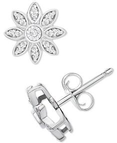 bf8279562 Sterling Silver Earrings: Shop Sterling Silver Earrings - Macy's