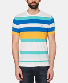 Original Penguin Men's Engineered Stripe T-Shirt