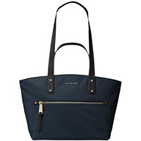 Deals on MICHAEL Michael Kors Top Zip Nylon Tote