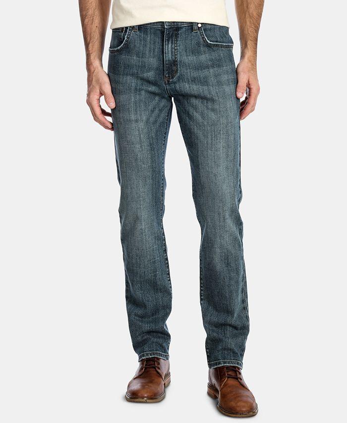 Wrangler - Men's Straight-Fit Jeans
