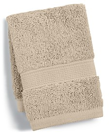"Charter Club Egyptian Cotton 13"" x 13"" Wash Towel, Created for Macy's"