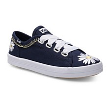 Keds Toddler & Little Girls Kickstart Toe Cap Sneaker