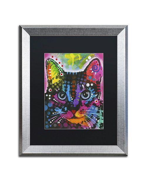 """Trademark Global Dean Russo '12' Matted Framed Art - 20"""" x 16"""" x 0.5"""""""