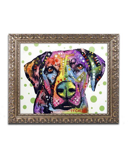 "Trademark Global Dean Russo 'Rhodesian' Ornate Framed Art - 14"" x 11"" x 0.5"""